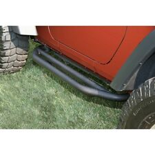 11504.21 RUGGED RIDGE RRC Side Armor Guards, 07-16 Jeep JK Wrangler   2 inch