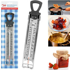 Quality Thermometer Cooking TALA Steel Jam Sugar Candy Deep Fry Temp Check Stick