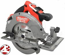 "New Milwaukee 2731-20 M18 FUEL Brushless Cordless 7-1/4"" Circular Saw Bare Tool"