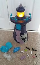 scooby doo lighthouse toy set