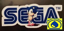 Sega sonic the hedgehog water resistant Sticker laptop guitar tablet 269