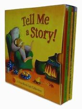 """Tell Me a Story 4 Book Giftset: """"Boswell the Kitchen Cat"""", """"The Very Noisy Night"""