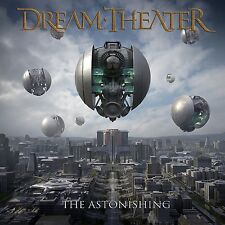 DREAM THEATER - THE ASTONISHING 2 CD NEU