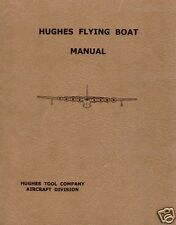 Hughes H4 HK-1 Spruce Goose Hercules Flying Boat Period archive historic 1947
