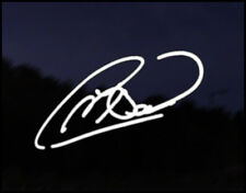 Colin Mcrae Signature Car Decal Sticker JDM Vehicle Bike Bumper Graphic Funny
