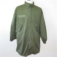 VINTAGE ORIGINAL US ARMY 1977 M-65 M65 FISHTAIL PARKA W LINER SIZE SMALL