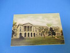 Osgoode Hall Toronto, Canada Vintage Colorful Postcard Unused PC16