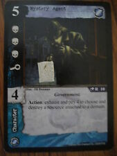 CALL OF CTHULHU CCG: ELDRITCH EDITION: RARE CARD: MYSTERY AGENT