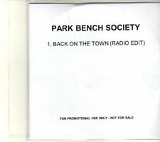(DT2) Park Bench Society, Back On The Town - DJ CD