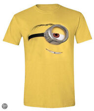 Despicable Me 2 Minions Camiseta XL One Eye Google Face