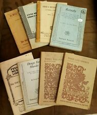 lot of 6 samuel french play books plus 2 more