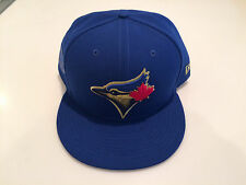 Toronto Blue Jays New Era Cap Hat 7 1/8 59fifty Fitted MLB True North Strong