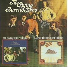 The Flying Burrito Bros./Last of the Red Hot Burritos by The Flying Burrito...