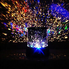 Amazing LED Starry Night Sky Projector Lamp Star Light Master Kids Adult Gifts