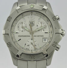 TAG HEUER PROFESSIONAL 200 METERS CHRONOGRAPH