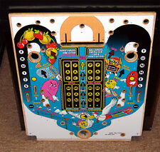 BALLY BABY PAC MAN Pinball Machine Playfield Overlay
