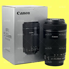 Genuine Canon EF-S 55-250mm f/4-5.6 IS STM Image Stabilizer F4-5.6 Zoom Lens EOS
