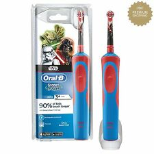 Oral-B Stages Power Kids Electric Toothbrush, Vitality Star Wars, Braun, Genuine