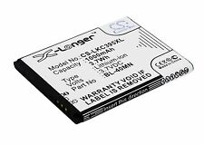 UK Battery for LG C395 C395C BL-40MN EAC61700902 3.7V RoHS