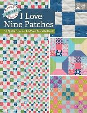 2DAY SHIPPING | Block-Buster Quilts - I Love Nine Patches: 16 Quilts , PAPERBACK