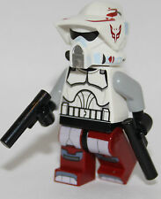 Star Wars 1 ARF TROOPER custom ALL ORIGINAL LEGO PARTS