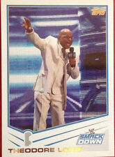 2013 Topps WWE SmackDown Theodore Long card #78 SummerSlam