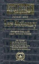 Gilbert Law Summaries Pocket Size Law Dictionary: Black, Gilbert Law Summaries,