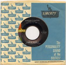 "GENE Mc DANIELS ""SPANISH LACE"" POPCORN SOUL 60'S SP LIBERTY 55510"