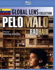 Bad Hair (pelo Malo) Blu-Ray,Spanish/English Subtitle NEW in shrink wrap 92 min.