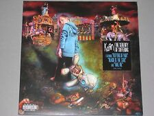 KORN  The Serenity of Suffering LP New Sealed Vinyl