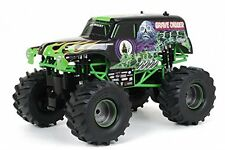 New Bright Monster Jam Grave Digger RC TRUCK, 1:10 Scale Remote Control TRUCK