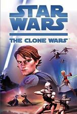Star Wars the Clone Wars: Star Wars - The Clone Wars by Tracey West (2008, Pape…