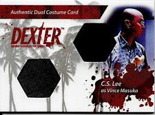 Dexter 7 - 8: double costome DC2 vince masuka
