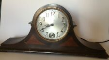 ANTIQUE VINTAGE ART DECO SESSIONS MANTLE CLOCK - Works !!!!!