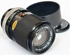 CANON FD 135mm 3.5 S.C. + Hood BT-55