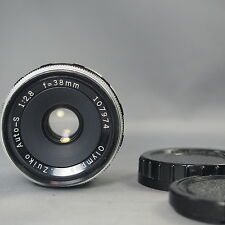 OLYMPUS D.ZUIKO 38mm f2.8 lens for OLYMPUS PEN F