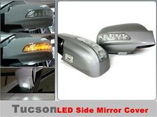 LED Light Side Mirror Cover ( 1  way ) for Hyundai Tucson  (2005~2009)///