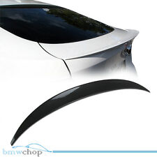 Carbon Fiber BMW E71 X6 series Performance P Type Rear Wing Trunk Spoiler