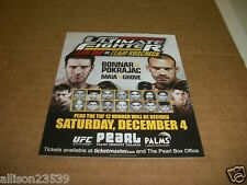 ULTIMATE FIGHT CARD - TEAM GSP VS. TEAM KOSCHECK AT THE PALMS