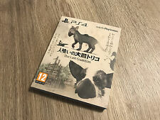 The Last Guardian PS4 - Launch Edition + Fourreau (neuf sous blister)