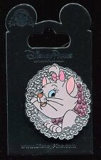 Aristocats Marie Flowers and Jewels Jeweled Disney Pin 114210