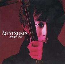 FREE US SH (int'l sh=$0-$3) NEW CD Agatsuma: Beyond