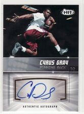CYRUS GRAY TEXAS A&M AGGIES 2012 HIT #A32 AUTOGRAPHED CARD HARD TO FIND