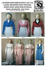 Regency Spencer Jacket, Gown, Redingote, Tunic 6-34 Laughing Moon Sewing Pattern