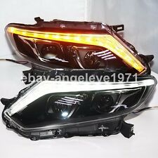 2014 to 2016 Year For NISSAN X-Trail Rogue LED Head Lamps LED Turn Lights PW
