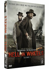 HELL ON WHEELS SAISON 1  DVD  NEUF