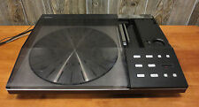 Bang & Olufsen Beogram 8002 Turntable, powers on, spins, arm moves