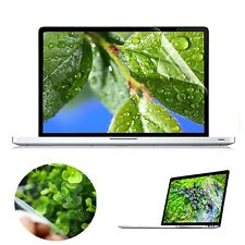 "ANTIRIFLESSO da 15,6 "" 16:9 LAPTOP NOTEBOOK LCD Screen Protector Guard Film Copertura della Pelle"