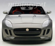 AUTOart 73654 2015 15 JAGUAR F-TYPE R COUPE 1/18 MODEL CAR MATTE GREY