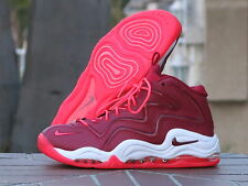 Nike Air Pippen Noble Red/White-Atmc Chicago Bulls Basketball 325001-600 SZ 12